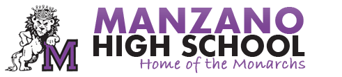 Manzano High School  Logo