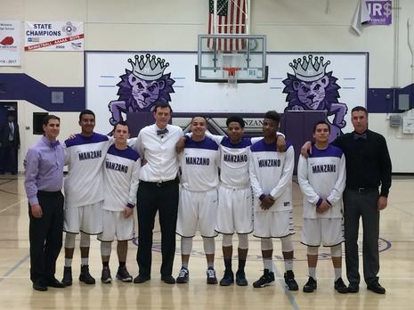 MHS Boys Basketball 2016 seniors