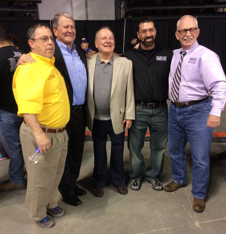MHS Wrestling Hall of Fame Coaches at State
