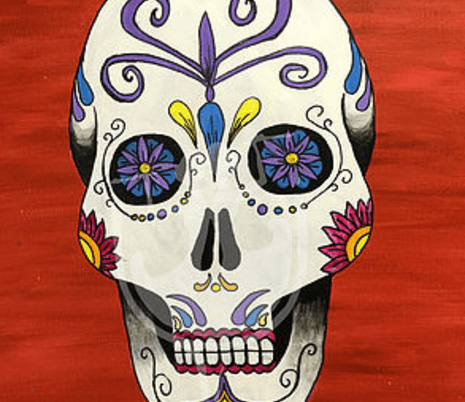 Paint Nite to benefit Spanish Honor Society! Thursday, Oct 6th 5:45-8 at  Sisters Paint and Wine